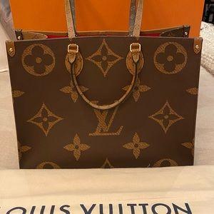 Louis Vuitton Onthego GM Eye Candy